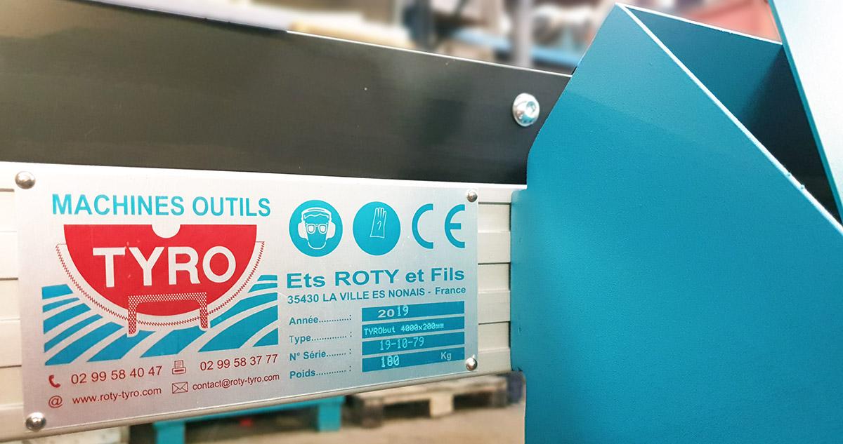 qualité 100 % française machines-outils