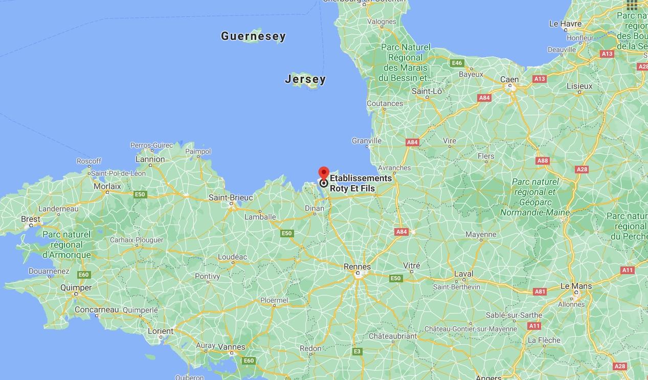 Roty St Malo